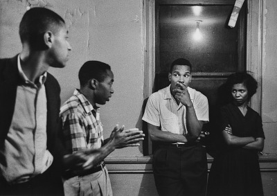 <I>Passive Resistance Training, Student Nonviolent Coordinating Committee (SNCC)</I>