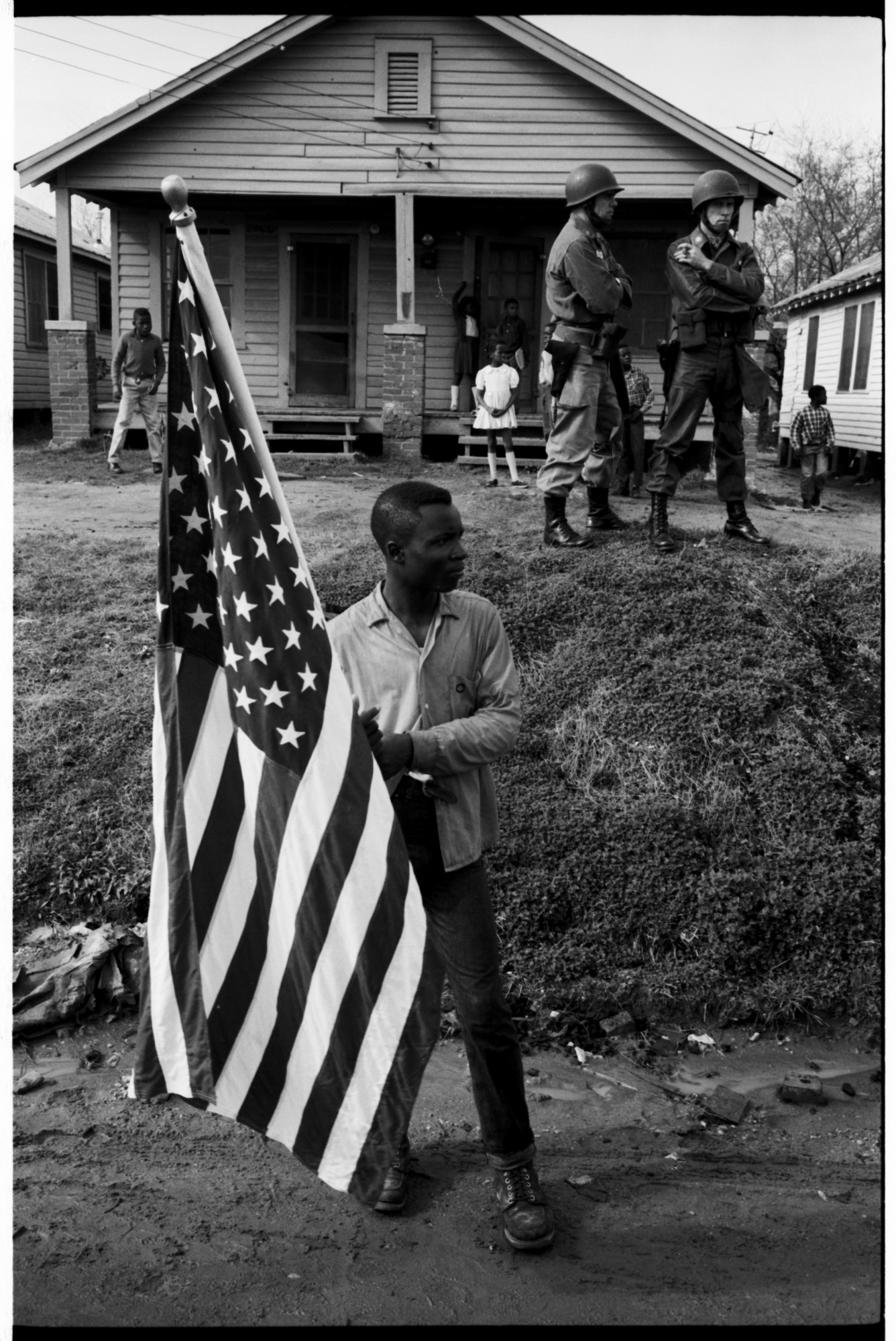images for <I>Young Marcher, Selma to Montgomery March</I>