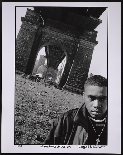 Image for Nas, Queensborough Bridge 1993