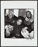 The Fugees, NYC, 1994