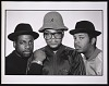 Thumbnail for Photograph of Run DMC and Jam Master Jay