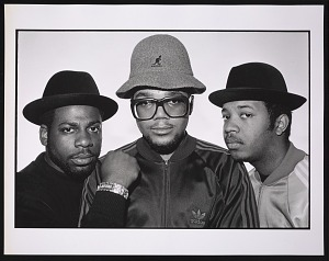 images for Photograph of Run DMC and Jam Master Jay-thumbnail 1