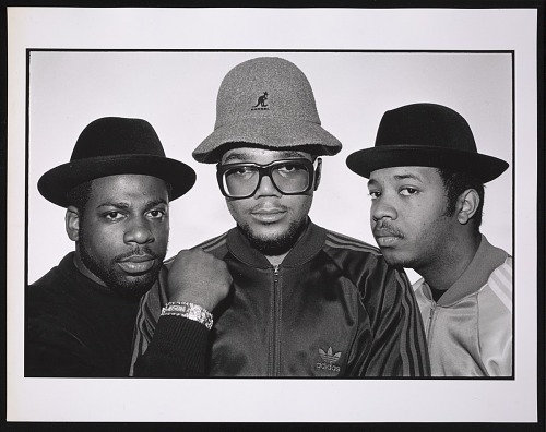 Image for Photograph of Run DMC and Jam Master Jay