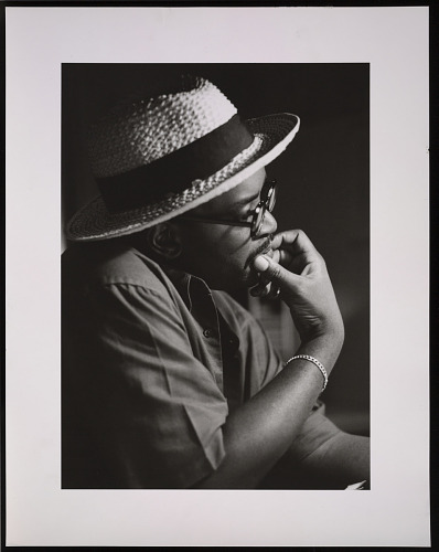 Image for Photograph of Fab 5 Freddy in NYC