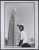 Thumbnail for Photograph of Grandmaster Flash at the Chrysler Building, NYC