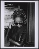Thumbnail for Photograph of Mary J. Blige at the NY Music Awards after party at China Club