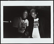 images for <I>DJ Scott LaRock and KRS-One, United Skates of America, Queens</I>-thumbnail 1