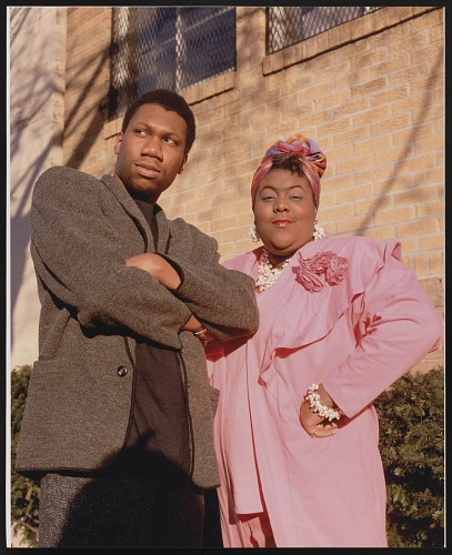 Image for KRS-1 & Ms. Melodie, Bronx 1988