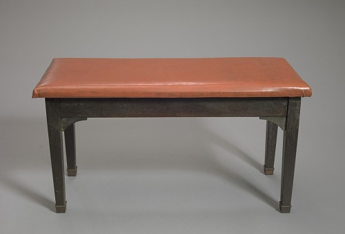 Image for Piano bench from Pilgrim Baptist Church used by Thomas Dorsey