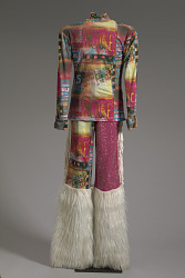 Mock turtleneck and pants costume worn by Verdine White of Earth, Wind, & Fire