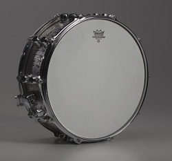 Custom snare drum owned by Will Calhoun