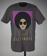 Image 1 for T-shirt from the Prince Rally 4 Peace concert in Baltimore