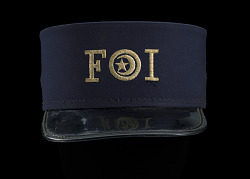 Fruit of Islam hat issued to William Arthur Watson Jr.