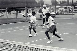 Serena and Venus