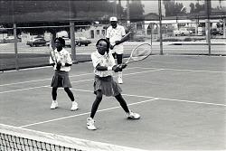 Serena and Venus #4