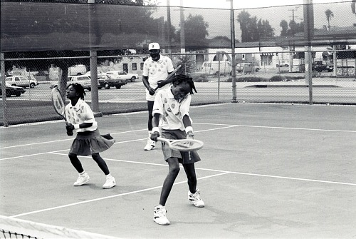 Image for Serena and Venus