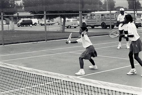 Image for Serena and Venus