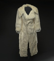Fur coat worn by Max Julien as Goldie in the film The Mack