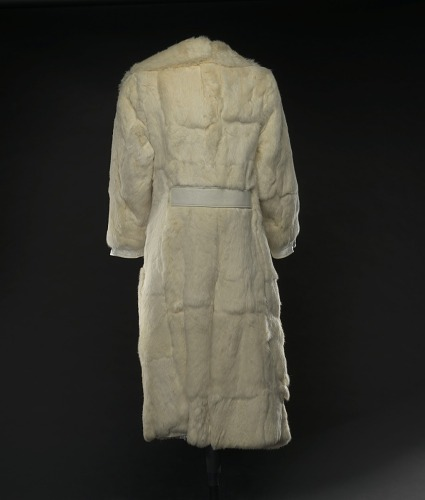 Image for Fur coat worn by Max Julien as Goldie in the film The Mack