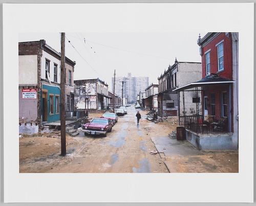 Image for Along Fern St. form N. 10th St., Camden 1988