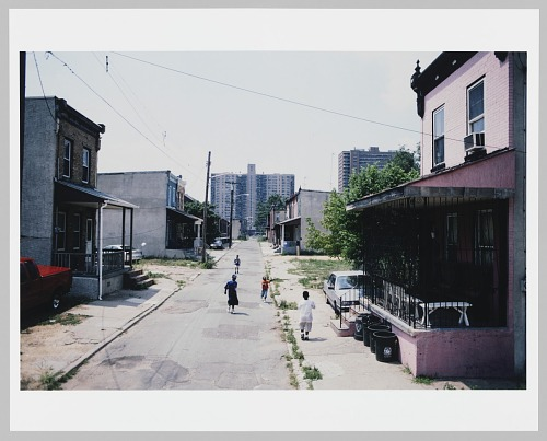 Image for Along Fern St., from N. 10th St., Camden 2004