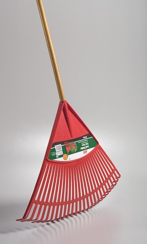 Image for Rake used by community members to clean-up after Baltimore protests