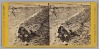 Thumbnail for Stereograph of a deceased Confederate soldier in a trench