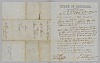 Thumbnail for Deed of sale for an enslaved man named Cato