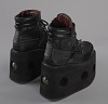 images for Black platform ankle boots worn by Bootsy Collins-thumbnail 6