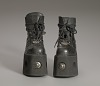 images for Black platform ankle boots worn by Bootsy Collins-thumbnail 10