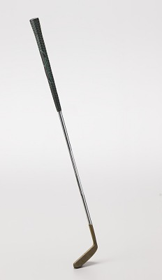 Golf club used by Ethel Funches