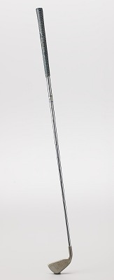 3-iron golf club used by Ethel Funches