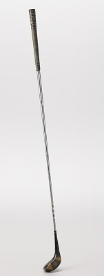 Wood 3 golf club used by Ethel Funches