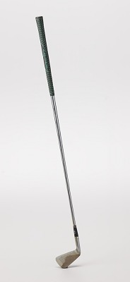 6-iron golf club used by Ethel Funches