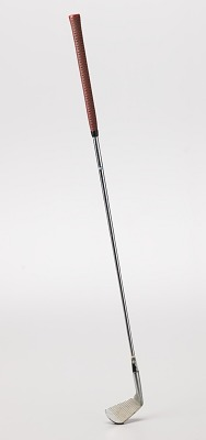 7-iron golf club used by Ethel Funches