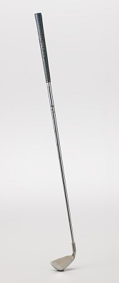 8 iron golf club used by Ethel Funches