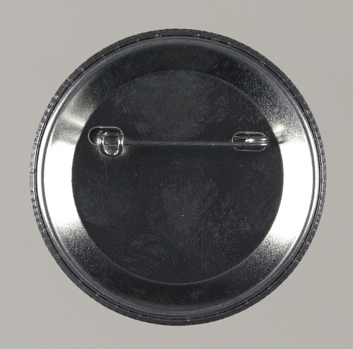 Image for Pinback button stating