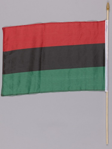 Image for Pan African flags used at the Million Man March 20th Anniversary