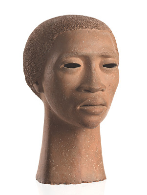 <I>Head of a Negro Woman</I>