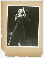 Image for Photographic print from the Broadway production of