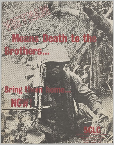 Image for Poster against the Vietnam War