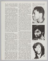 Image of Article page describing a trial of South African Activists