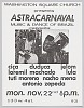 Thumbnail for Flyer advertising Astracarnaval