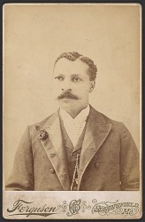 Photograph of Tobe Brown