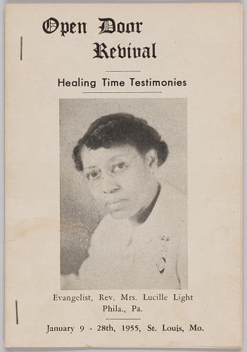 Image for Open Door Revival: Healing Time Testimonies