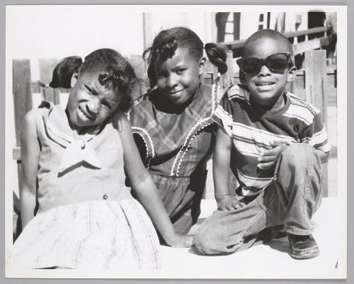 Image for The Jackson Children, Linda, Pamela and Little Stevie, c. 1963