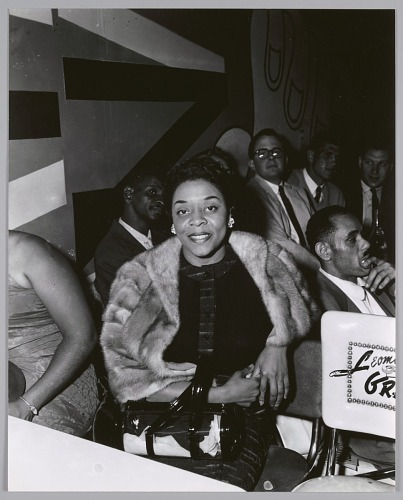 Image for Dinah Washington, c. 1953