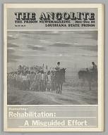 Image for The Angolite, Vol. VII, No. VI
