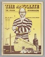 <I>The Angolite, Vol. XII, No. 1</I>