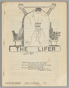 Image for The Lifer, November/December 1973